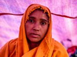 Rohingya mother describes escape from Myanmar troops