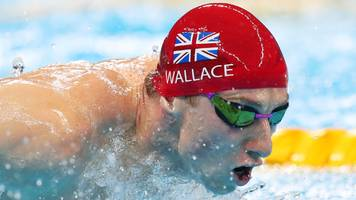 olympic medallist wallace loses elite swimming funding