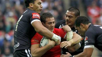 Rugby League World Cup 2017: Lloyd White withdraws from Wales squad