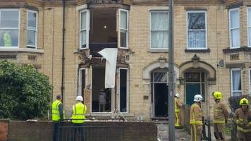 coroner rules hull flat explosion death accidental