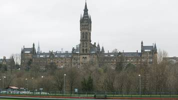 glasgow named university of the year