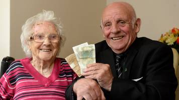 oap reunited with first pay packet after 62 years
