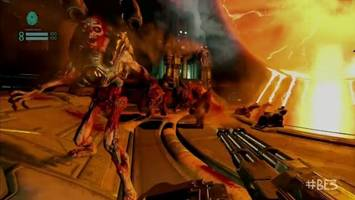 hands-on: with doom, fallout, and skyrim, bethesda is all in on vr