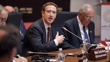 zuckerberg announces facebook's plans to combat election interference