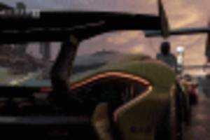 forza motorsport 7 launch trailer should have gamers psyched