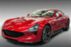 TVR returns with 500-horsepower Griffith sports car