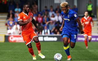 afc wimbledon refuse to be compared to mk dons