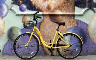 bike share startup ofo's more than doubling its cycles on london roads