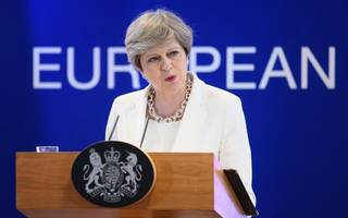 business is counting on theresa may to break the brussels impasse