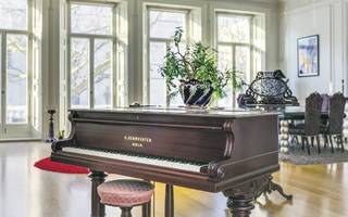 chariots of fire composer's kensington flat on sale