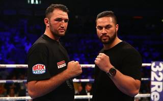 Parker v Fury: The start of a streaming revolution in boxing?