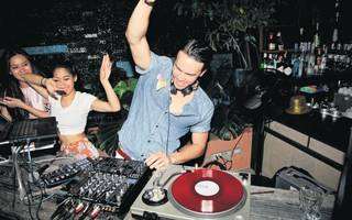 the most exclusive nightclub in the world is in a jungle in thailand