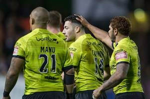 Hull FC book semi-final spot after tearing much-changed Castleford Tigers apart at the Jungle