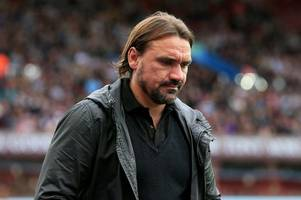 daniel farke prepared for 'challenge' of bristol city as norwich boss talks up robins attacking talent