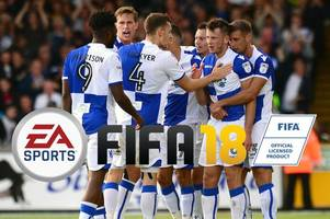 fifa 18 player ratings for bristol rovers revealed