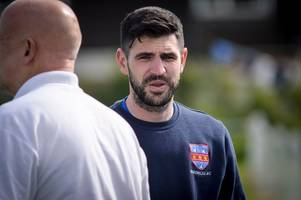 hardwicke out to exact revenge at southmead cs athletic