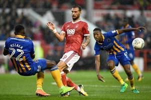 mark warburton tells apostolos vellios to keep pushing for his nottingham forest chance