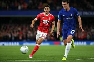 nottingham forest's quality will shine through, says upbeat walker as reds look to secure top six return