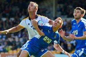 no excuses, michael brown lost his job because we didn't perform, says port vale's tom pope
