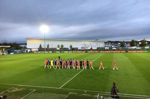 stoke city u23s match with middlesbrough delayed due to fire