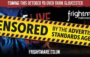 frightmare advert censored by advertising standards authority for being 'too scary'