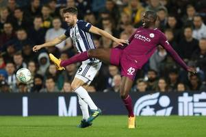 how west brom's jay rodriguez is preparing the baggies of the future!