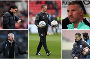 Birmingham City next manager: Pros and cons of five key contenders