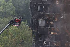 Charred Grenfell Tower site 'worsening symptoms of trauma'