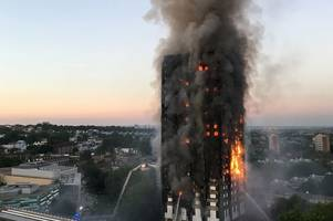 How Grenfell Tower survivors became 'family' to cope with tragedy