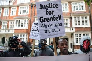 Sadiq Khan says Grenfell Tower families must not wait decades for justice