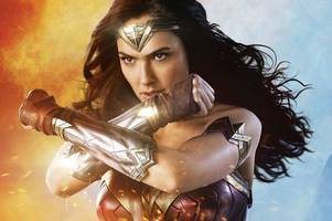 filmbath is hosting a special outdoor screening of wonder woman tonight in springfield park