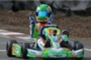 this is the 12-year-old from essex dominating uk motorsport...