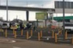 The man arrested at the Port of Dover charged with attempted...