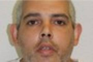 This 38-year-old man is wanted by Bexley Police