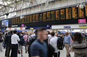 London Waterloo upgrade: Almost 60% of passengers changed travel plans, survey reveals