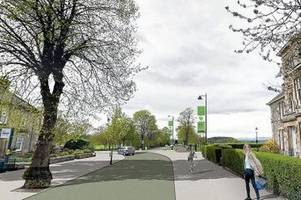 stirling set for two new city cycle lanes after £2.7 million sustrans grant