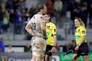 Treviso 16 Ospreys 6: Steve Tandy's men suffer 8th defeat in 10 matches as crisis deepens