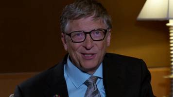 Bill Gates answers questions from BBC Pidgin audience