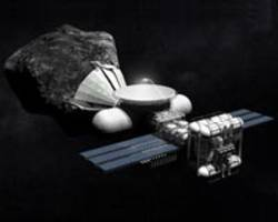 first space mining transaction in 10 years