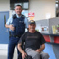 Offer to Kerikeri wheelchair snatchers: Come sailing with me