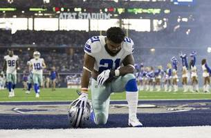ezekiel elliott cleared for at least 2 more games