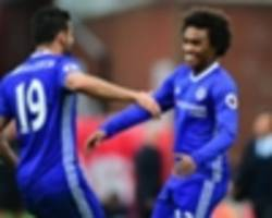 matic and costa exits 'bad' for chelsea, but willian has faith in new recruits