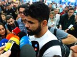 diego costa expresses regret at chelsea exit