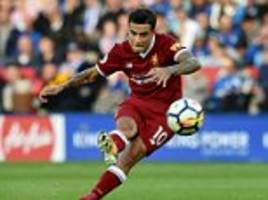 Liverpool 'blessed' to have Philippe Coutinho: Ferdinand