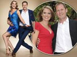 Charlotte Hawkins talks Strictly curse and short skirts
