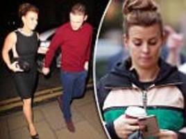 Wayne Rooney 'trying to woo wife Coleen with dates'