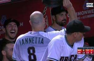 WATCH: Iannetta clobbers grand slam for his 2nd HR of the game