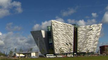 Record number of tourists coming to Northern Ireland