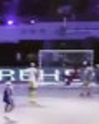 ryan giggs rolls back the clock with a jaw-dropping volley at indian futsal league
