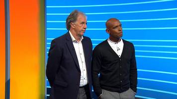 tottenham will struggle to make top four - mark lawrenson & trevor sinclair